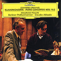 Les concertos pour Piano de Brahms 028945783727